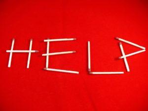Hjälp – jag kommer inte in på min hemsida!