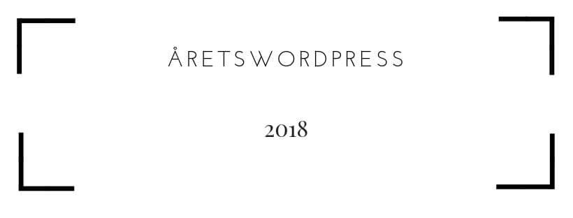 Veckans wordpress-tips (Sammanställning 2018)