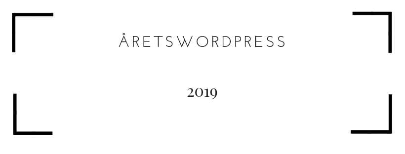 Veckans wordpress-tips (Sammanställning 2019)
