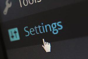 Byta e-post adress för admin i Wordress